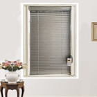 Waterproof Quality Kitchen Bathroom Aluminum PVC Roller Shutter Window Venetian Mini Blinds Shades