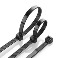 UL approved Selflocking nylon 66 cable ties plastic/zip ties/tie wraps