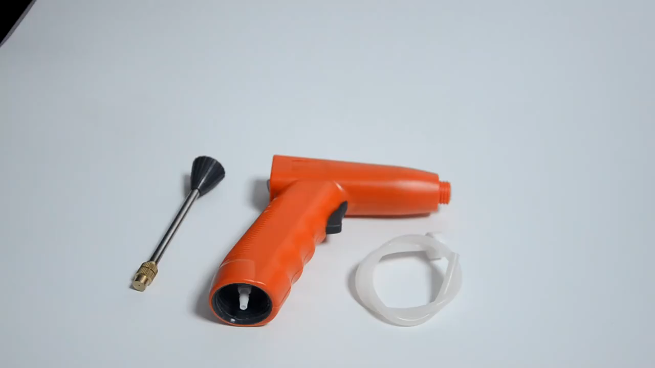 Wireless mini nano electric atomization Nano Spray Gun sterilize disinfection with battery
