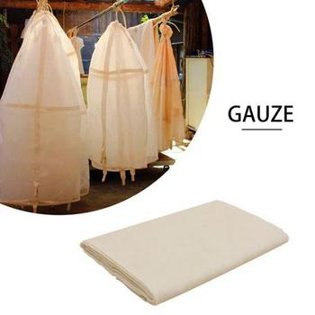 Super fine cotton cheese gauze unbleached cheese cloth is best for cooking food cheese cloth for nut milk bag filter wine making