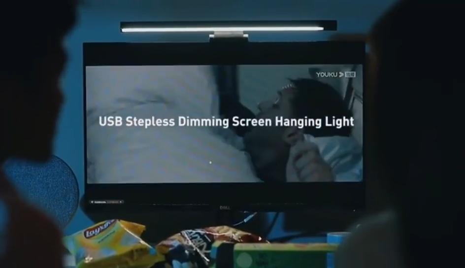 Đọc Sách Bảo Vệ Mắt USB Đèn Bàn LED Thay Đổi Độ Sáng Màn Hình Máy Tính Xách Tay Màn Hình Ánh Sáng Clip Ánh Sáng Máy Tính