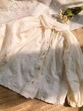 Детская одежда, белая футболка с длинными рукавами, топ и шорты-шаровары, комплект одежды из 2 предметов для девочек-принцесс, модные комплек...(Китай)