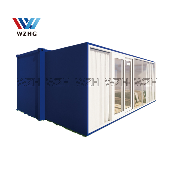 prefab luxury home prefabricated houses folding expandable container house living