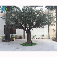 Best Price of Large Artificial Banyan Olive Tree Green Leaf For Home & Garden Decoration