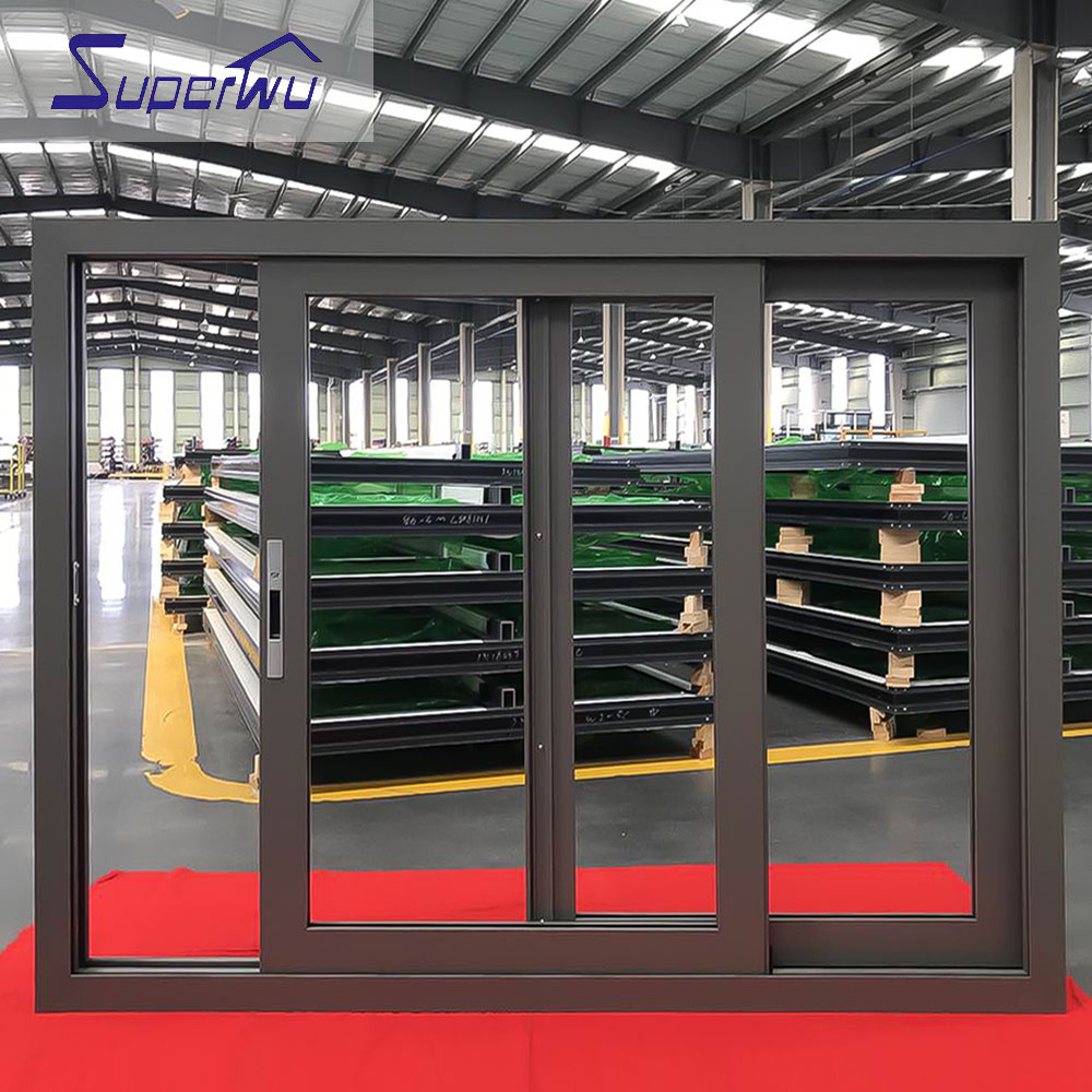 Superwu economic cheap price of aluminium sliding window price philippines