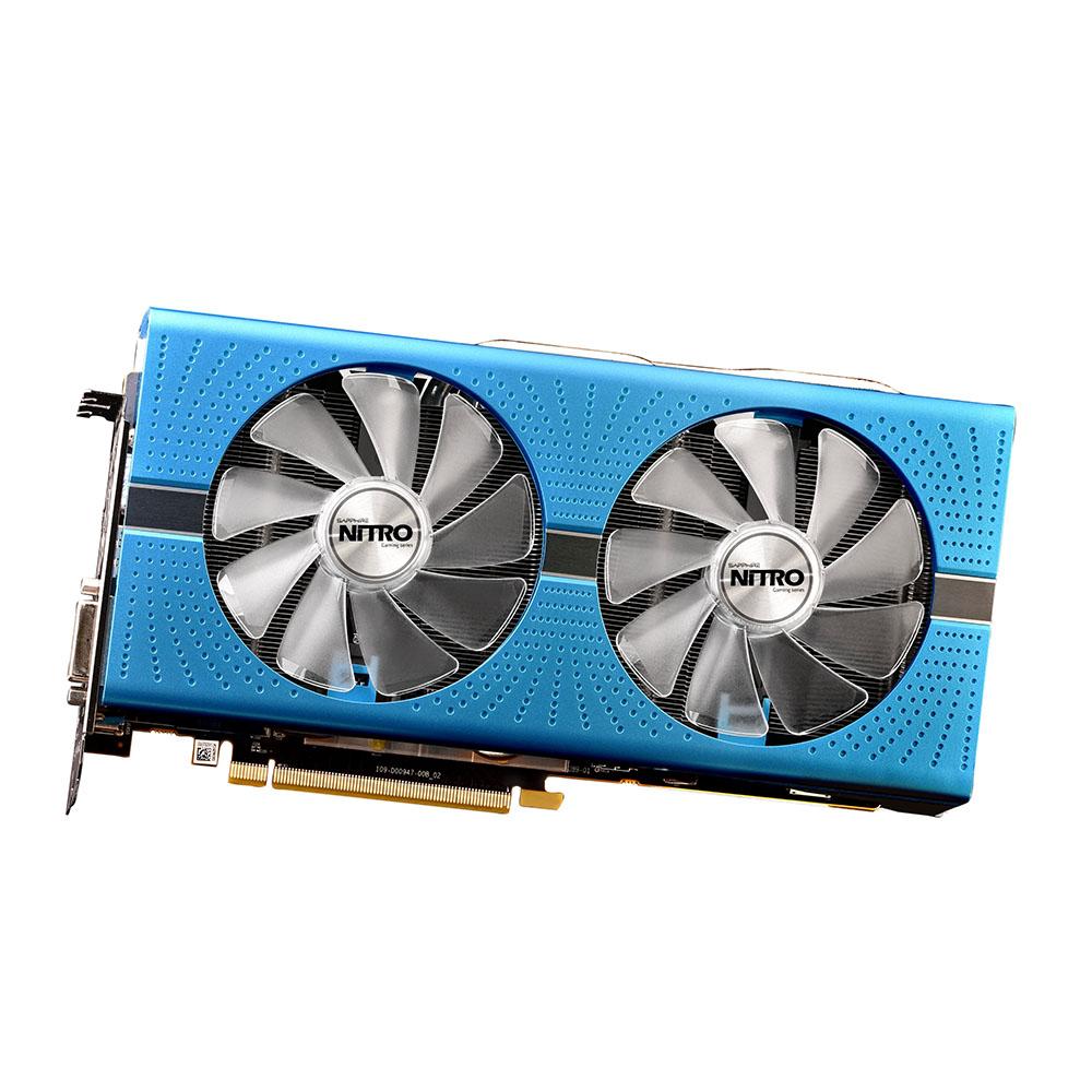 Rumax 새로운 사파이어 NITRO + RADEON RX 590 8GB 스페셜 에디션 광업 BTC blockchain bitcoin 기계 GPU 그래픽 카드