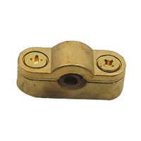 Brass Static Ground Clamps Earth Connection Clamp