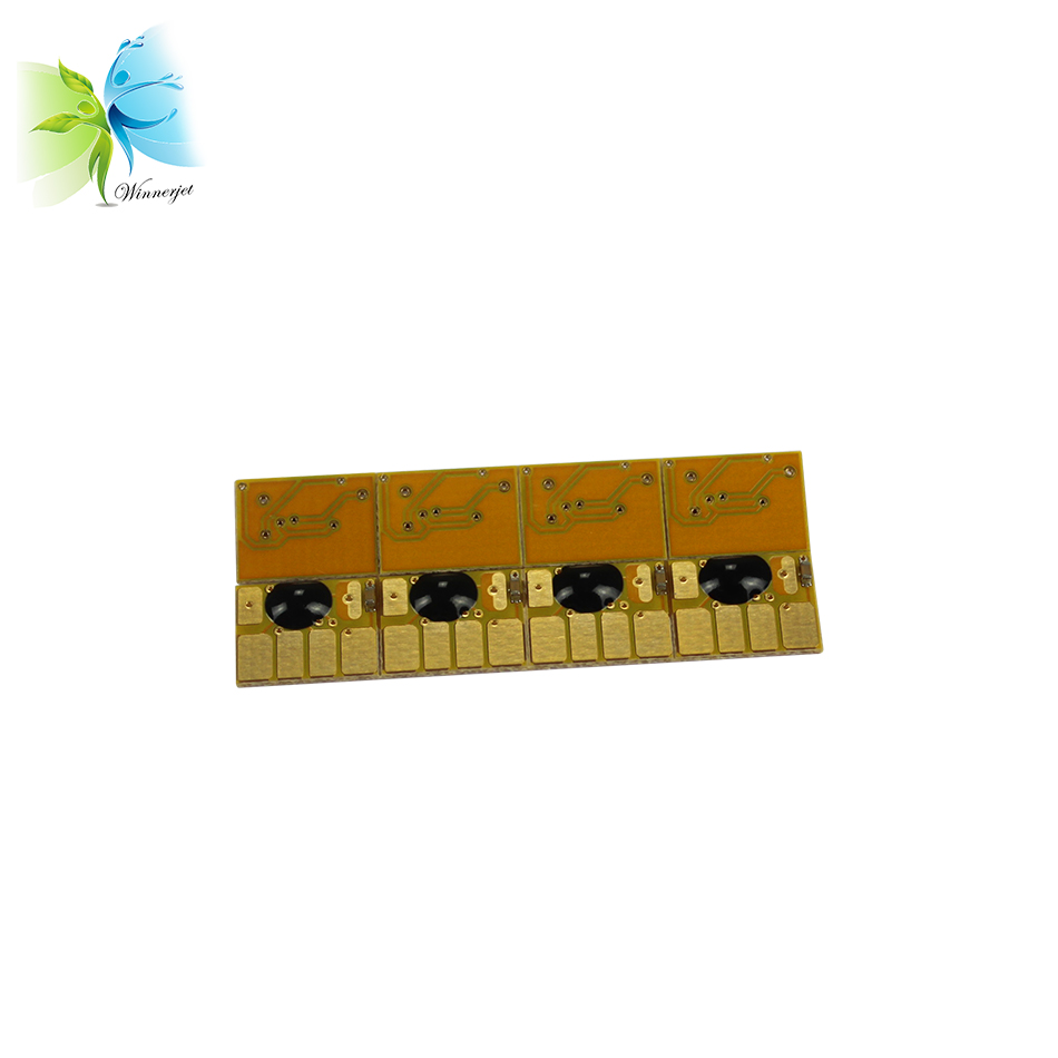 Cheap price compatible single use chip for HP 90 one time chip for HP 4000 4500 4020 4520 printers