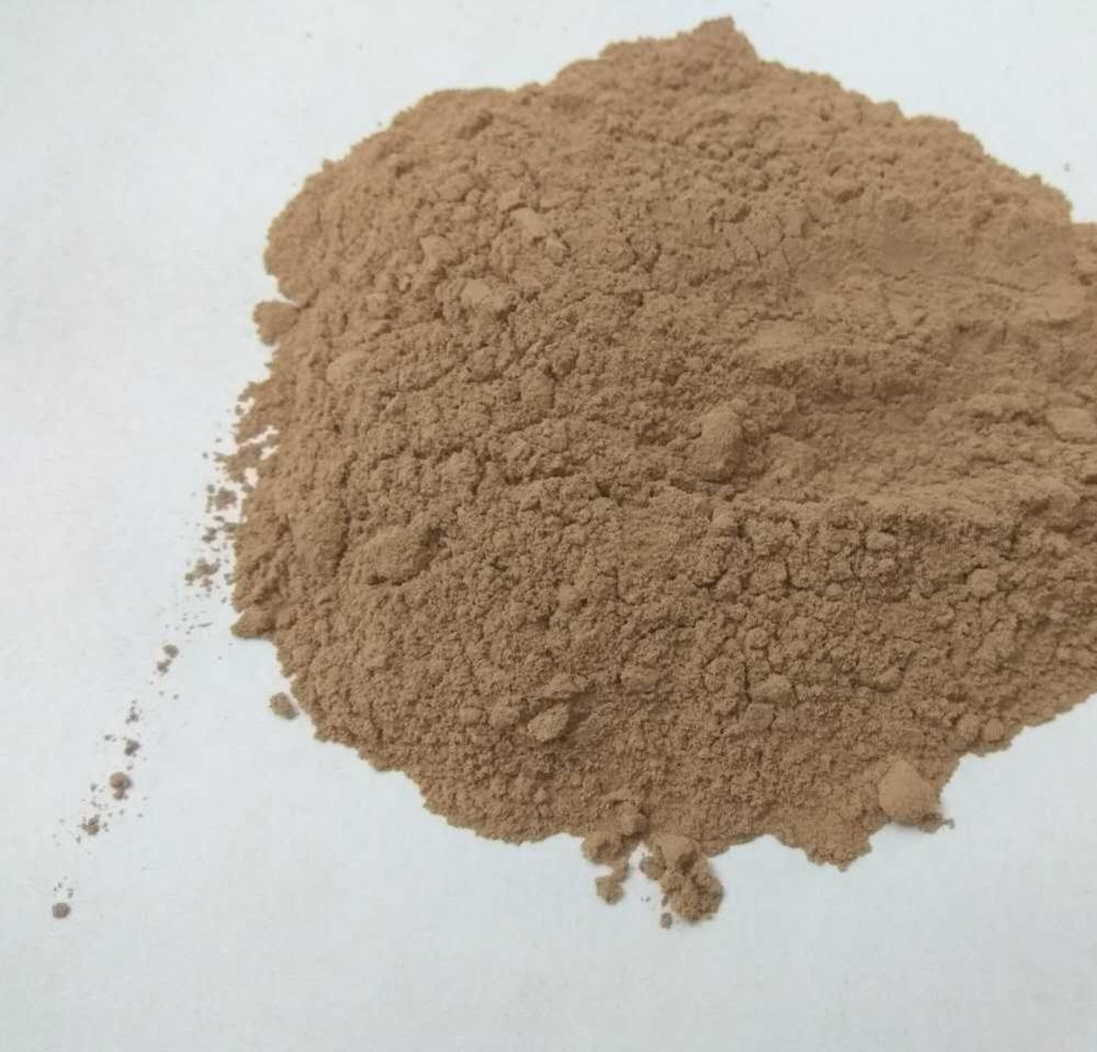 red clay powder/clay powder for pottery
