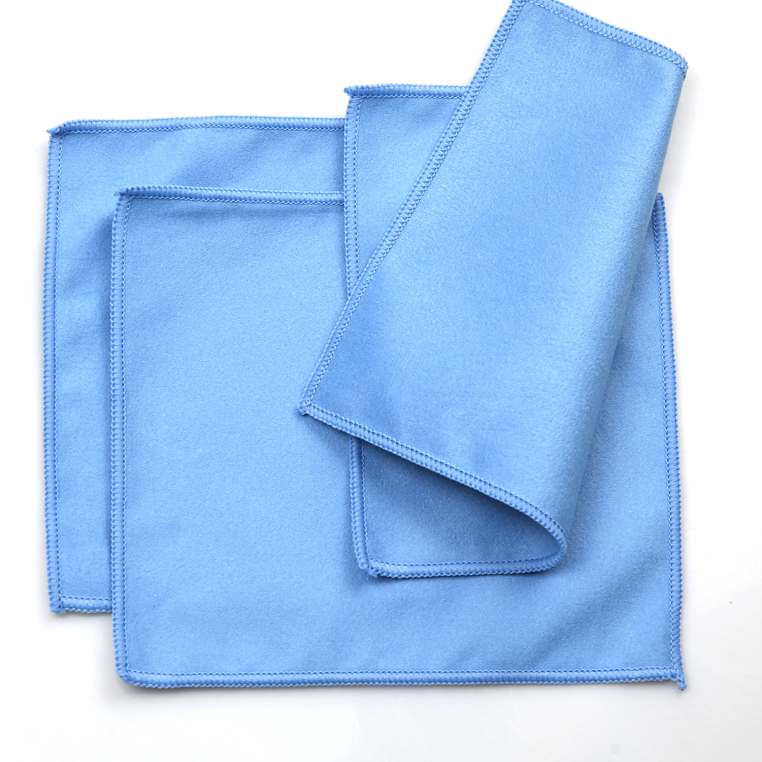 Wholesale suede outdoor Microfiber Kitchen towel microfiber cleaning cloth
