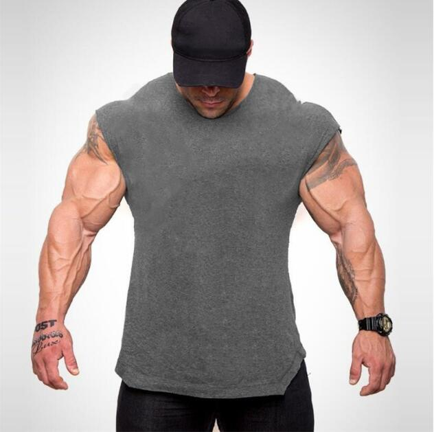 2018-Six-Colors-Muscle-Fitness-Cotton-Sweat