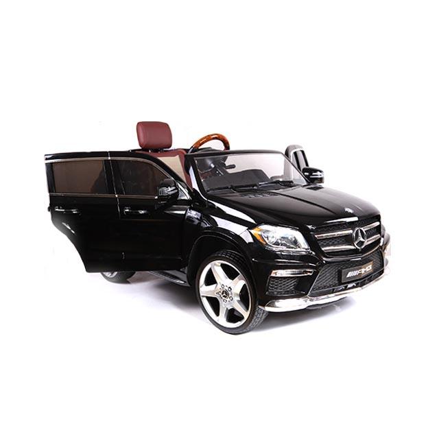Anak-anak Murah Listrik Baterai Mobil Dua Motor Anak-anak Naik Mainan dengan Kursi Kulit