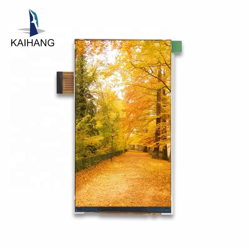 HD 5,0 pulgadas 720X1280 MIPI interfaz TFT IPS pantalla LCD para coche dispositivo