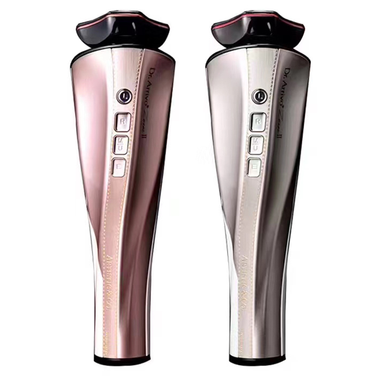 24KEp element vibrating facial lifting massager beauty device for firming skin