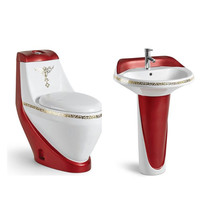 Made in China ceramic luxury modern bathroom toilets