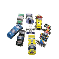 ZD Puzzle toy Printing PP Educational toy Car For Kids Wholesale