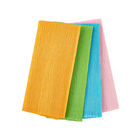 Graphic Customization [ Crepe Paper ] Wrapping Paper China Supply Handmade School Craft Crepe Paper Sheet Roll For Wrapping