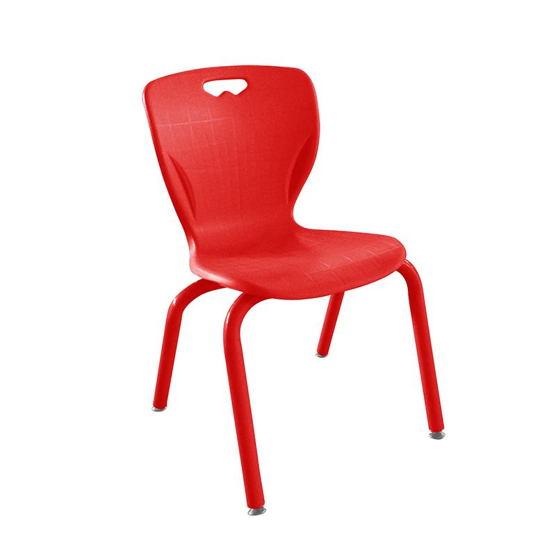 PP de plástico estudiante sillas de la escuela sillas para la venta
