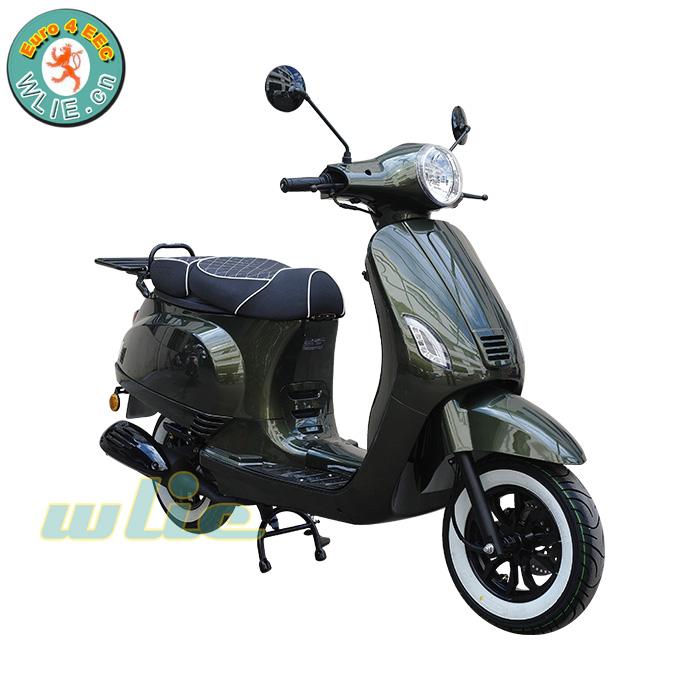 Beste koop speedway scooter special purpose voertuigen prijs voertuig 50cc 125cc Maple (Euro 4)