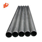 Steel Pipe Surface British Standard Material CK45/Q345 Galvanized Square /round Tubes Welded Mild Steel Pipe Black Surface Steel Pipe
