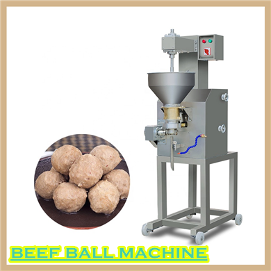 beef ball machine