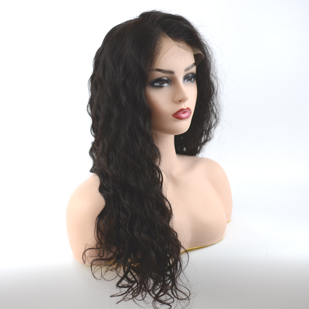 new products no lice virgin brazilian hair cheap lace front wig human hair