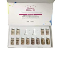 OEM \ODM BB Glow Starter Kit BOOSTER Semi permanent BB Makeup Beauty Meso Whitening Removing, Brighten, Freckle Removing