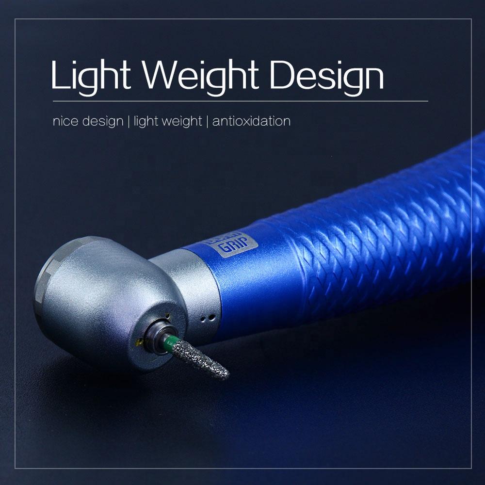 צבעוני גבוהה מהירות אוויר טורבינת handpiece שיניים