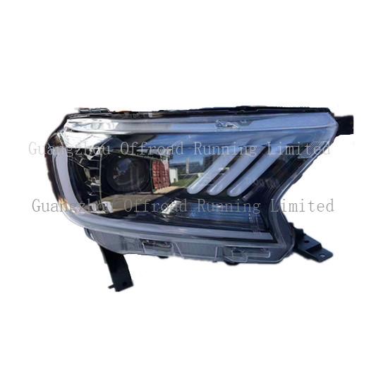 Auto scheinwerfer für navara np300 d23 scheinwerfer led kopf lampe 4x4