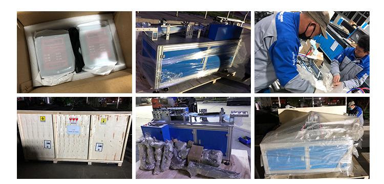 Автоматические многофункциональные машины для упаковки пищевых подушек