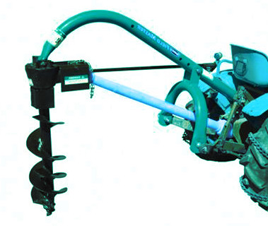 Drill Motor /Earth Auger Used By Excavator KATO HD650 For Hole Digging