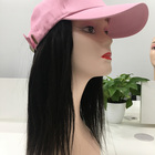 Wig Timi Queen Wholesale 100% Human Virgin Hair Hat Wig For Women