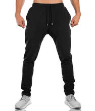 สบายๆกีฬากางเกงHigh Elastic Breathable Moisture Wicking Mens Sweatpants