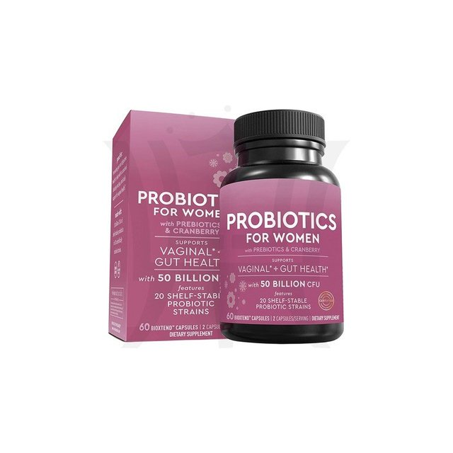 OEM wholesale organic Probiotics for Women with 50 Billion CFU Womens Probiotic Supplement with Prebiotic and Cranberry
