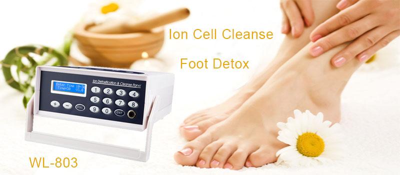 Ionic Foot Detox - Iubeste-ti Corpul