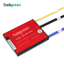 <span class=keywords><strong>Deligreen</strong></span> 3.7V 定格リチウムリチウムイオンバッテリー 20A Canbus 12V 3s 10A-60A バッテリー BMS
