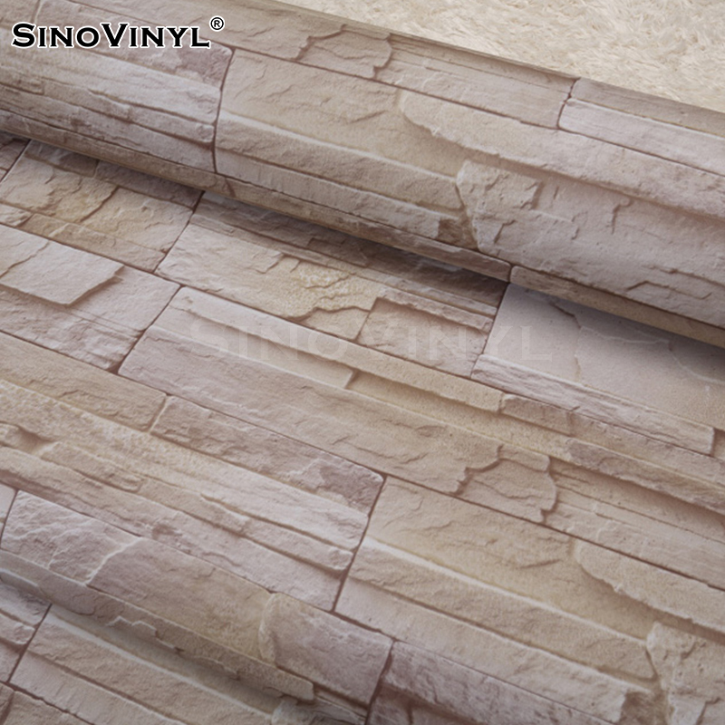 SINOVINYL Self Adhesive PVC Wallpaper Home Decoration Sticker Film