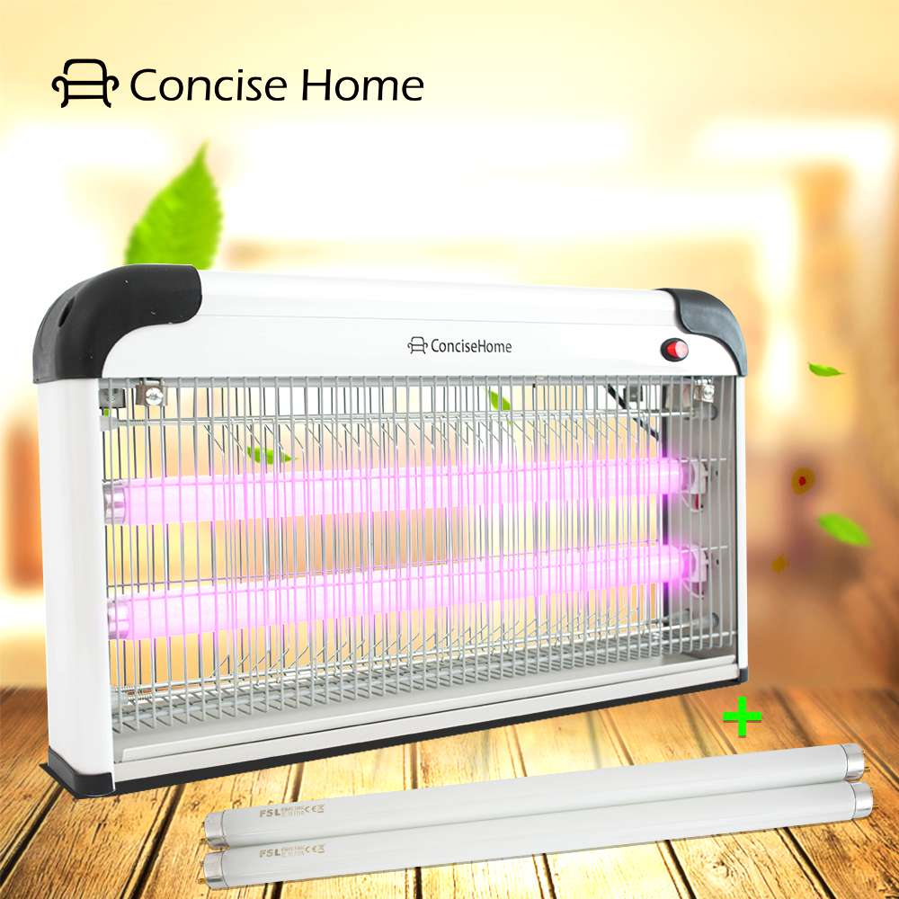30W UV light Fly Killer Commercial Industrial Home Kitchen Use Bug Zapper Mosquito Killer Electric Insect Killer