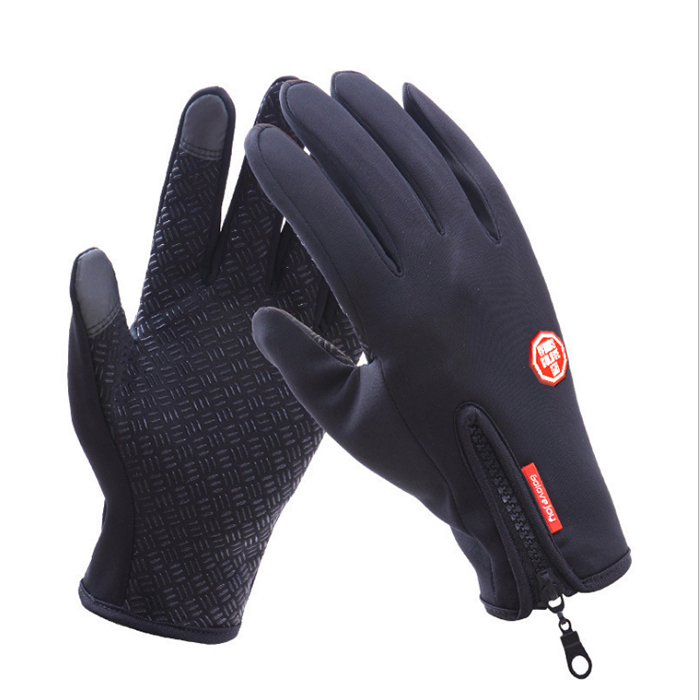 Winter Touch Screen Windproof Waterproof Thermal Gloves For Men Women Camping Cycling Outdoor