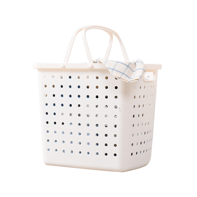 Multi-fucntional portable handle design plastic laundry <strong>basket</strong> <strong>bathroom</strong> accessories large capacity kids toy <strong>storage</strong> <strong>basket</strong>