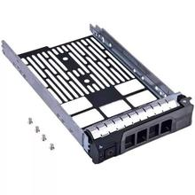"Para Dell 3,5 ""SAS Sata bandeja Caddy bandeja de G302d 0f238f X968d F238F Poweredge T610 T710 R510"