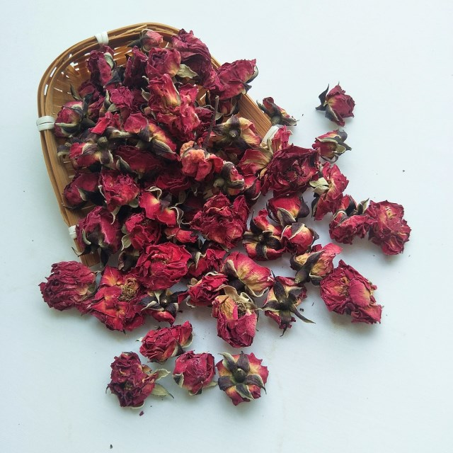 Jin bian mei gui Best price high quality natural dried fresh flower import phnom penh rose tea