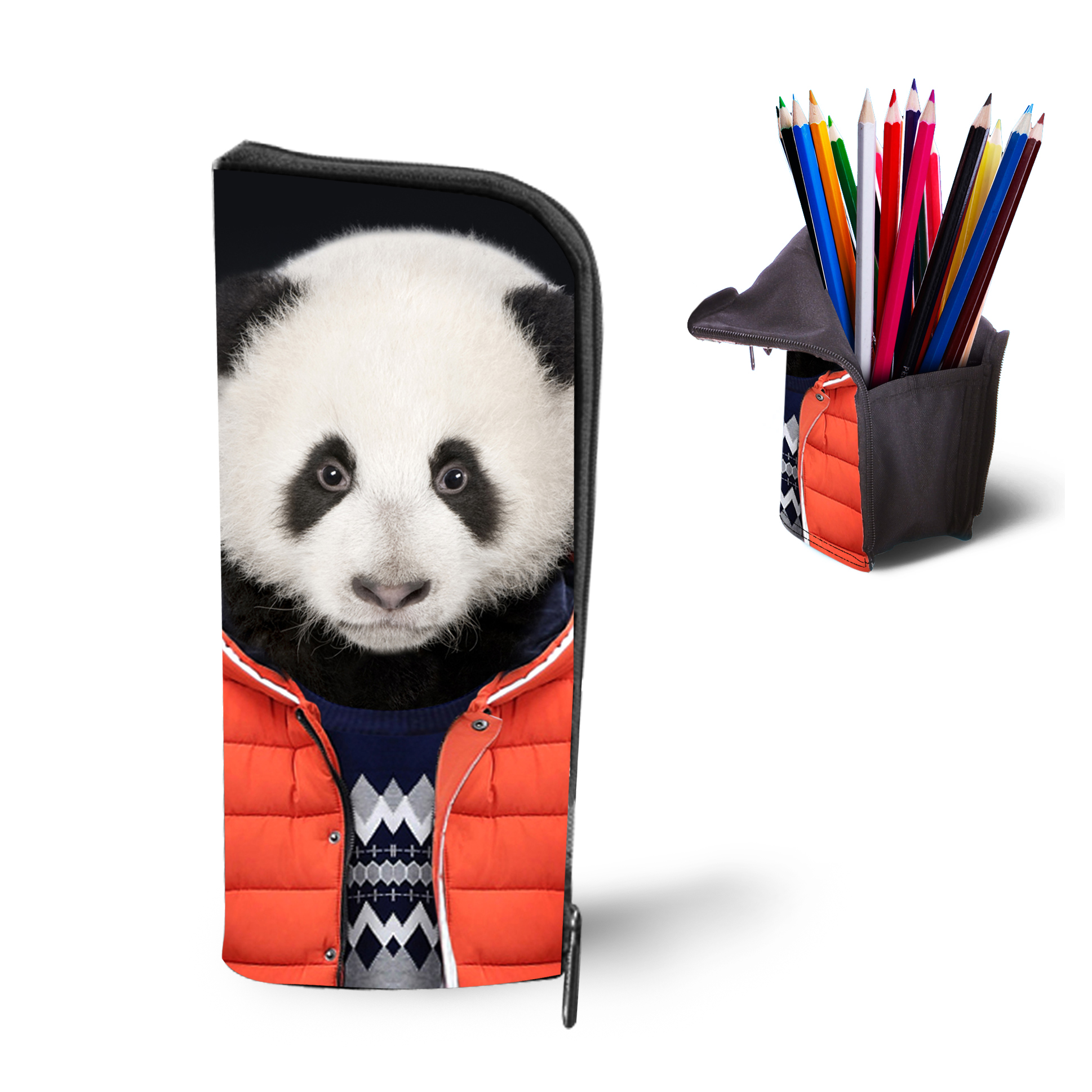 Multifunction Newmebox Pencil Box Creative Cute Pencil Cases Bag Can be Pencil Holder