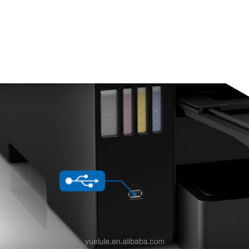 A3 all in one copier wholesale L15158 cutter inkjet and laser printer Ink bin integrated machine
