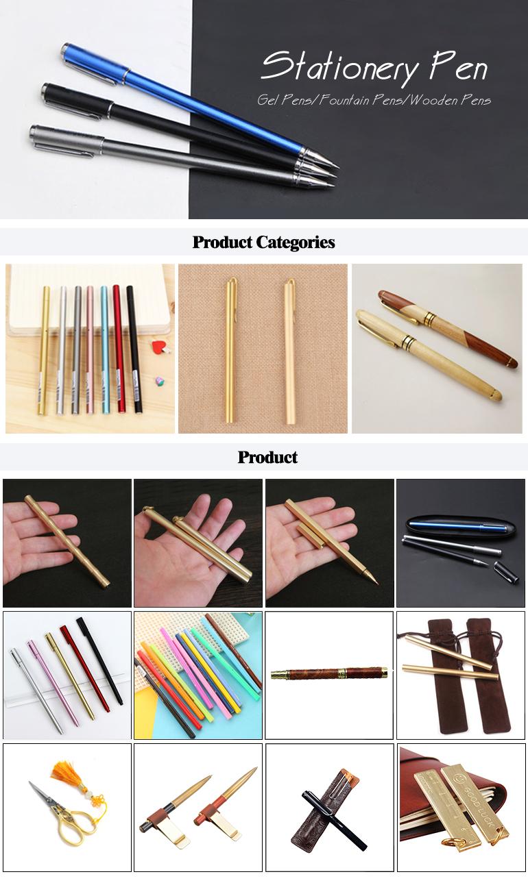 Maple Ball Pen Touch Screen Ballpoint Pen With Customized Logo