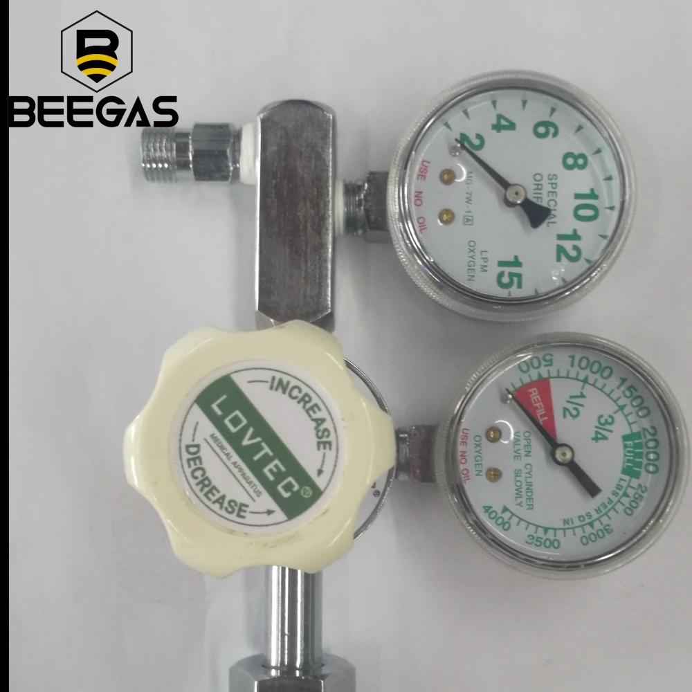 En gros Basse Pression 150Bar Régulateur D'oxygène Avec Humidificateur
