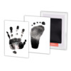 Newborn Baby Hand-print Footprint oil Pad painting Ink Pad Photo Hand Foot Print Pad ink-less touch