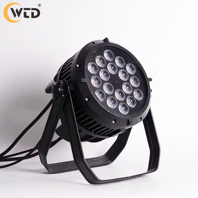 Promotion price 4in1 stage light led par 18x10w rgbw ip65 waterproof outdoor for sale