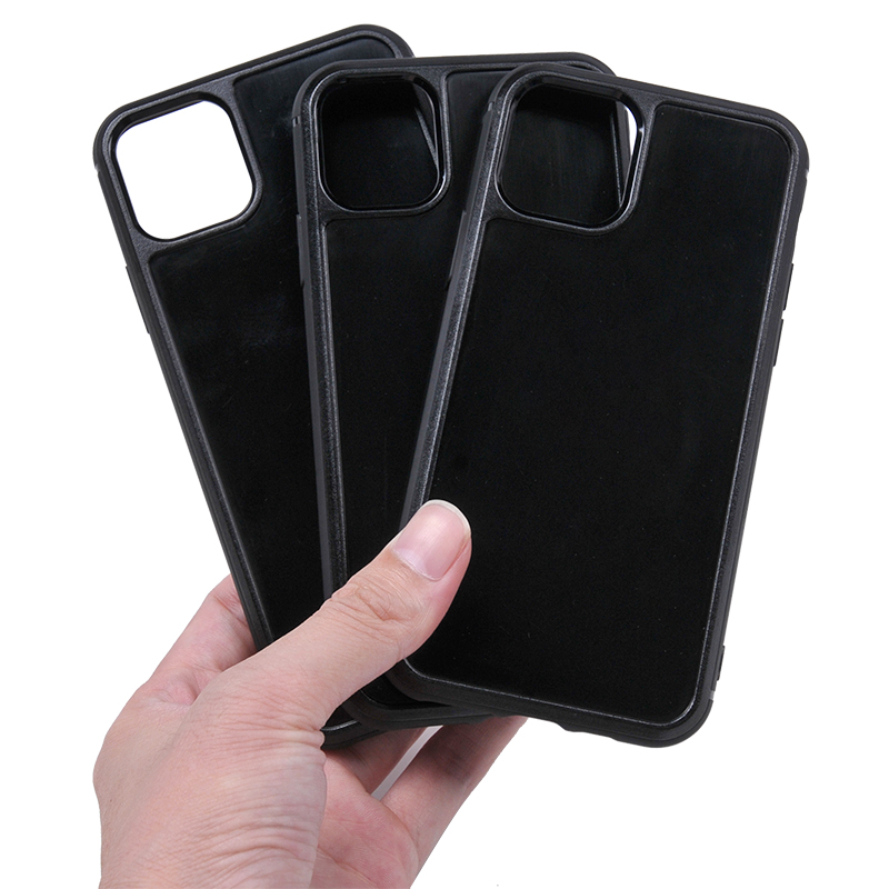 With Double Groove inlay Fully Covered matt Blank Case for iPhone 11 Customized Luxury Leather Case for iPhone x xs фото