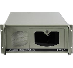 4U 19inch SGCC industrial server Rack chassis IPC 810